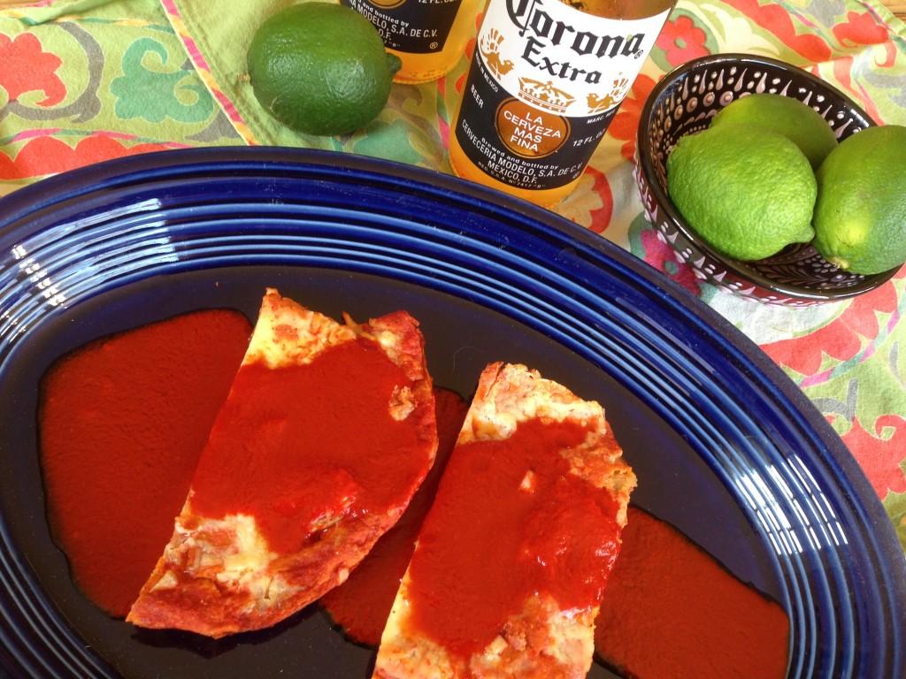 enchiladas done